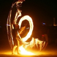 fire dancer 2x2
